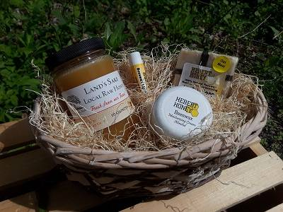 Picture of Bee Local Gift Basket